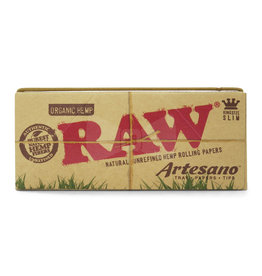 Raw Artesano King Size Cigarette Papers