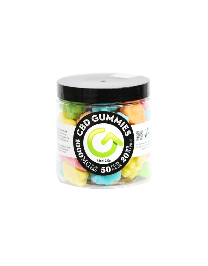 Good CBD Gummy Bears 1000 MG
