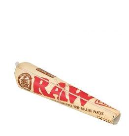 Raw Organic 1-1/4 Cones 6 pack