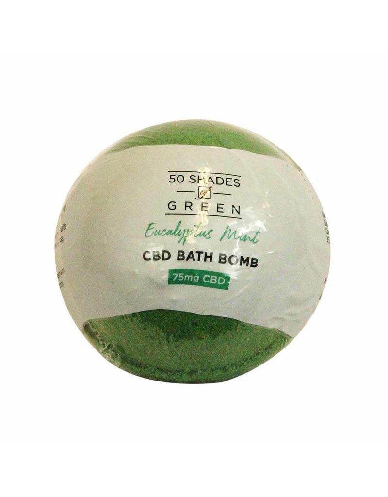 50 Shades of Green 8 oz Bath Bomb