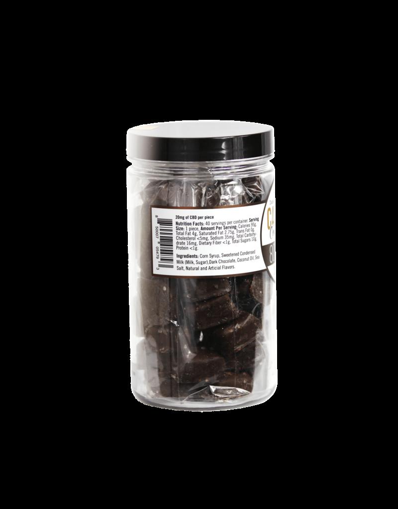 Good CBD Chocolate Covered Caramel 800 MG