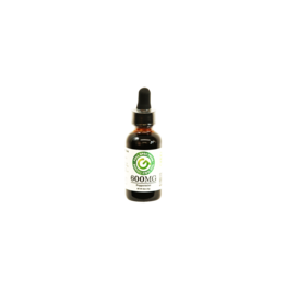 Good CBD Full Spectrum CBD Oil 600 MG Tincture Peppermint