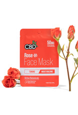 CBDfx CBDfx Hemp Mask 50mg