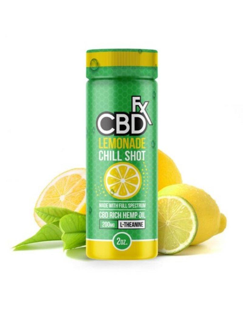 CBDfx CBDfx Chill Shot Lemonade
