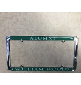 License Frame ALUMNI