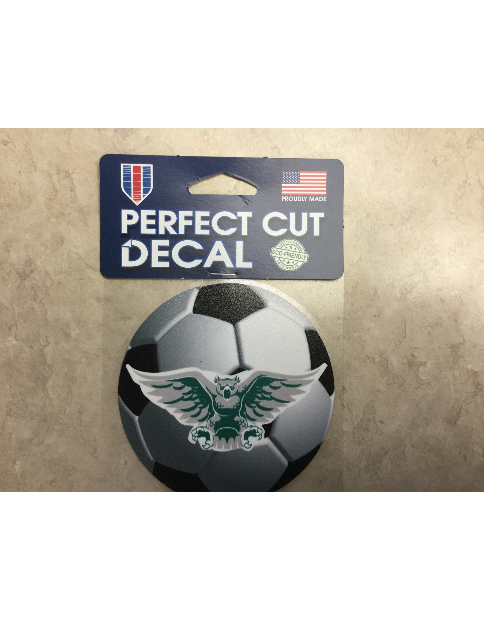 Decal  Small Soccer