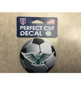 Decal  Large Soccer
