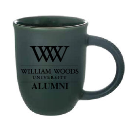 Alumni Kettle Mug Green w/Black Logo