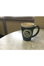 Grandparent Green Speckled Mug