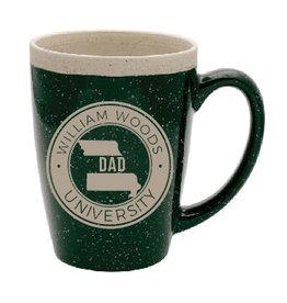 DAD Green Mug