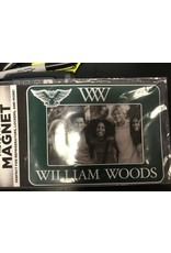 Photo Frame Magnet WW William Woods
