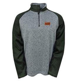 1/4 Zip Sweater Fleece