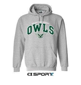 Hoodie w/OWLS Applique