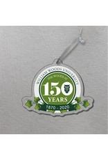 WW 150th Anniv. Acrylic Ornament