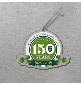WW 150th Anniv. Acrylic Ornament