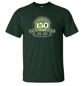 150th Anniversary Tee Forest