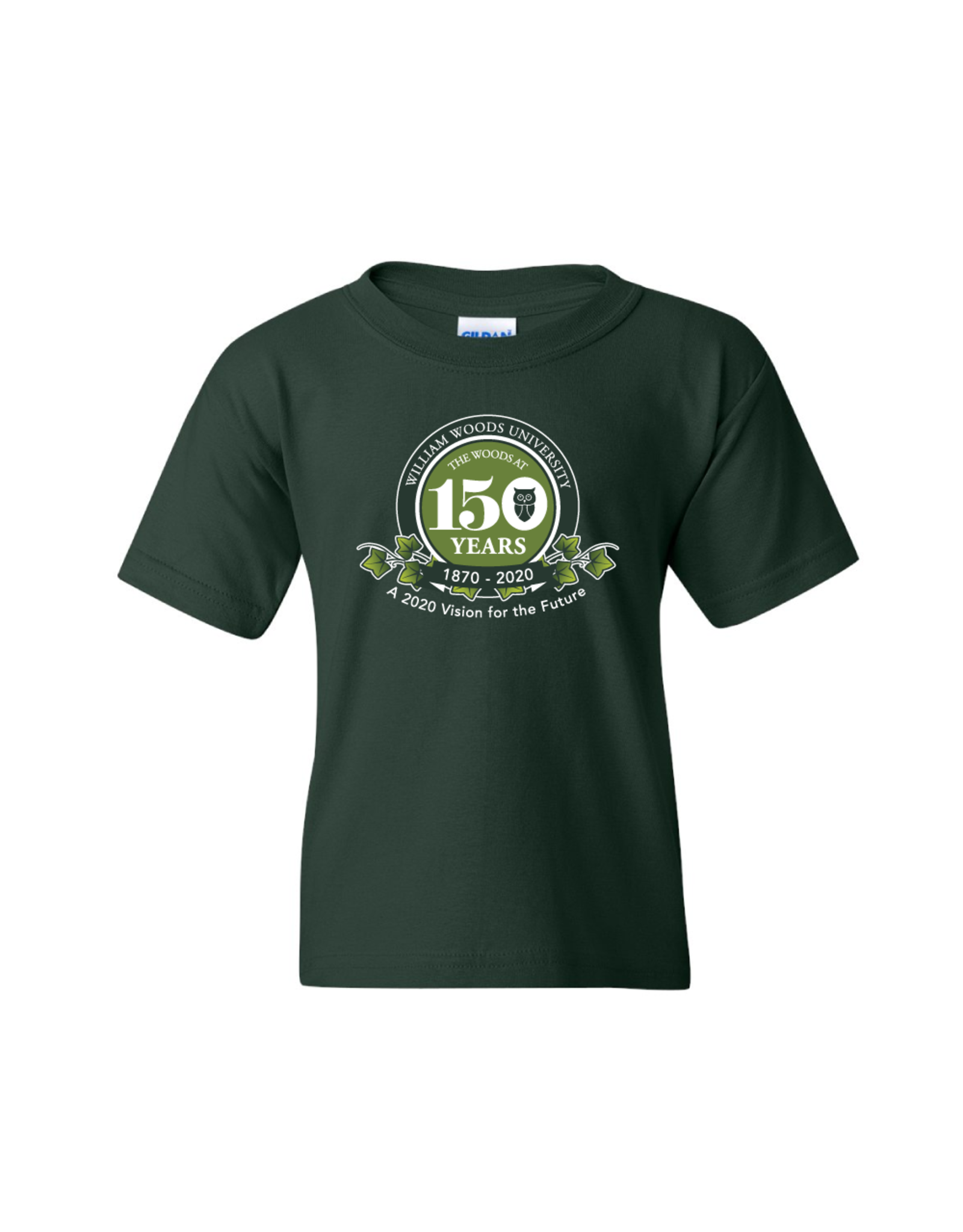 150th Anniversary Forest Tee Youth