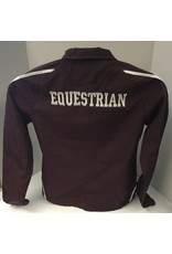 Equestrian Ladies Jacket Embroidered