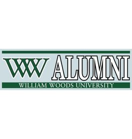 Decal WWU ALUMNI