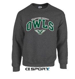 Crew w/OWLS applique