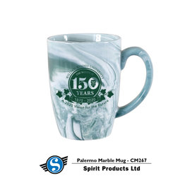 Palermo Marble 150th Mug
