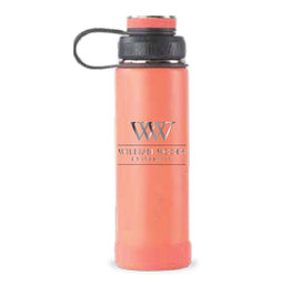 20 oz. Ecovessel Boulder Bottle Tropical Melon
