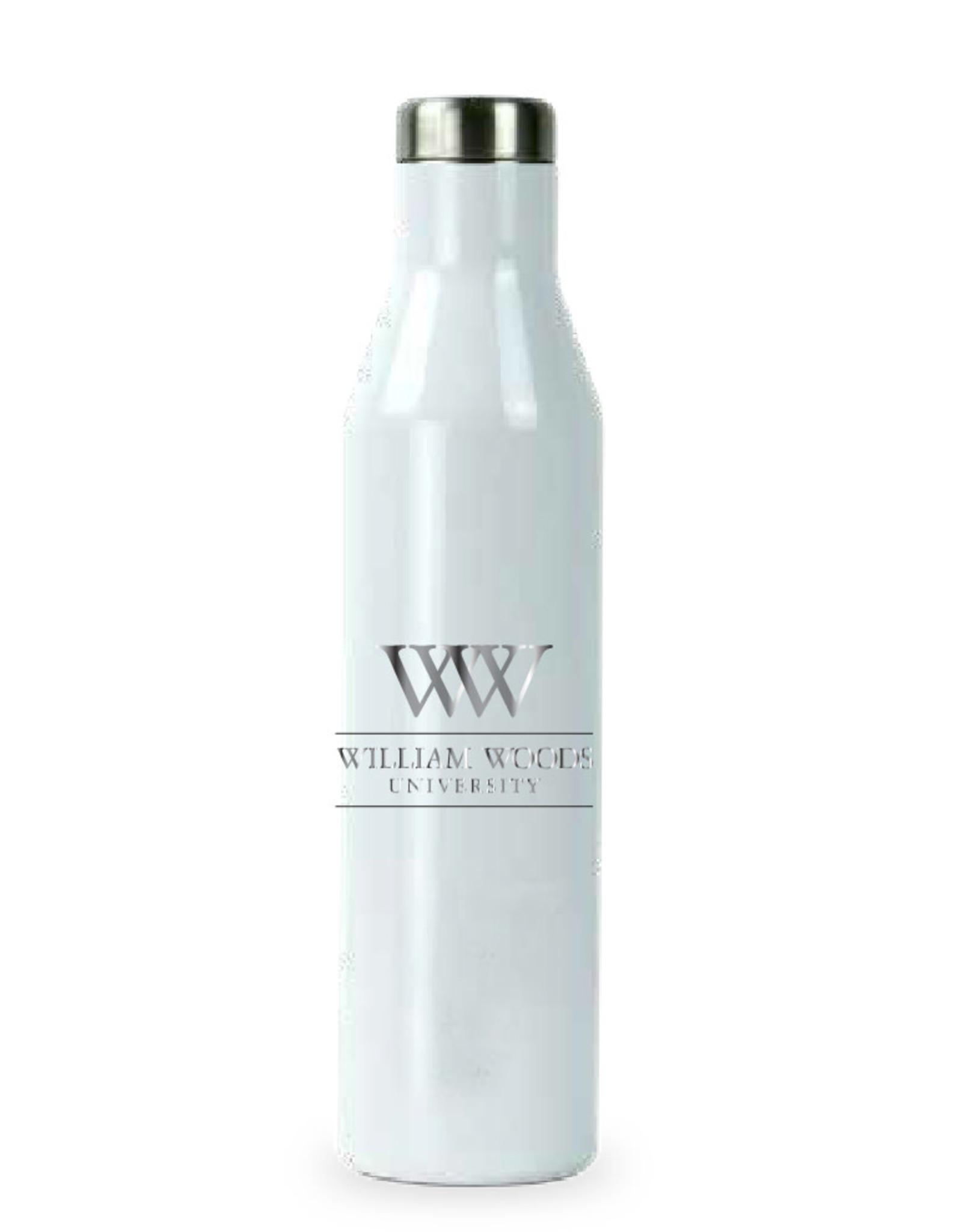25 oz. Ecovessel Aspen Bottle White Pearl