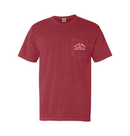 Comfort Color SS Pocket Tee