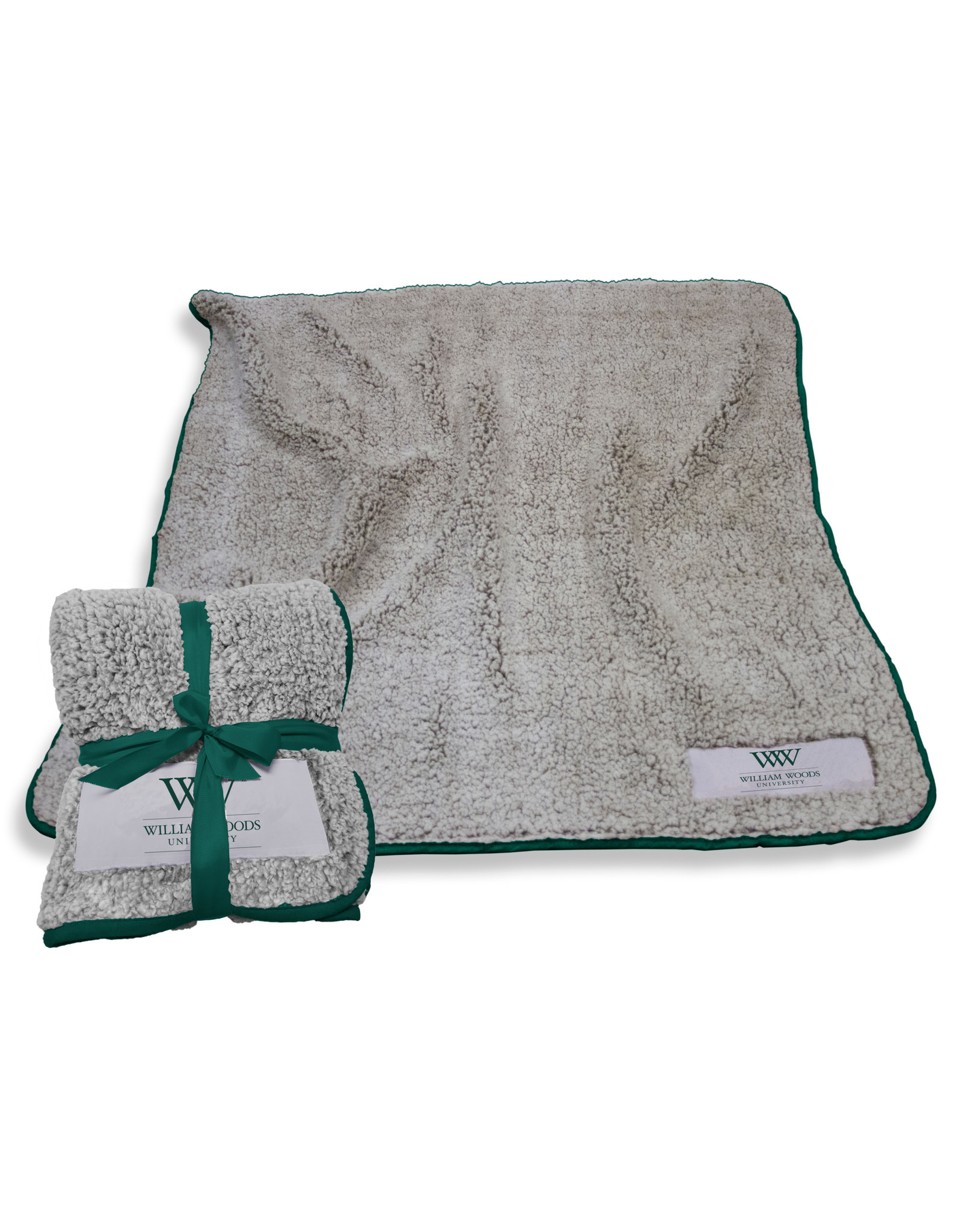 Frosty Fleece Blanket 50x60