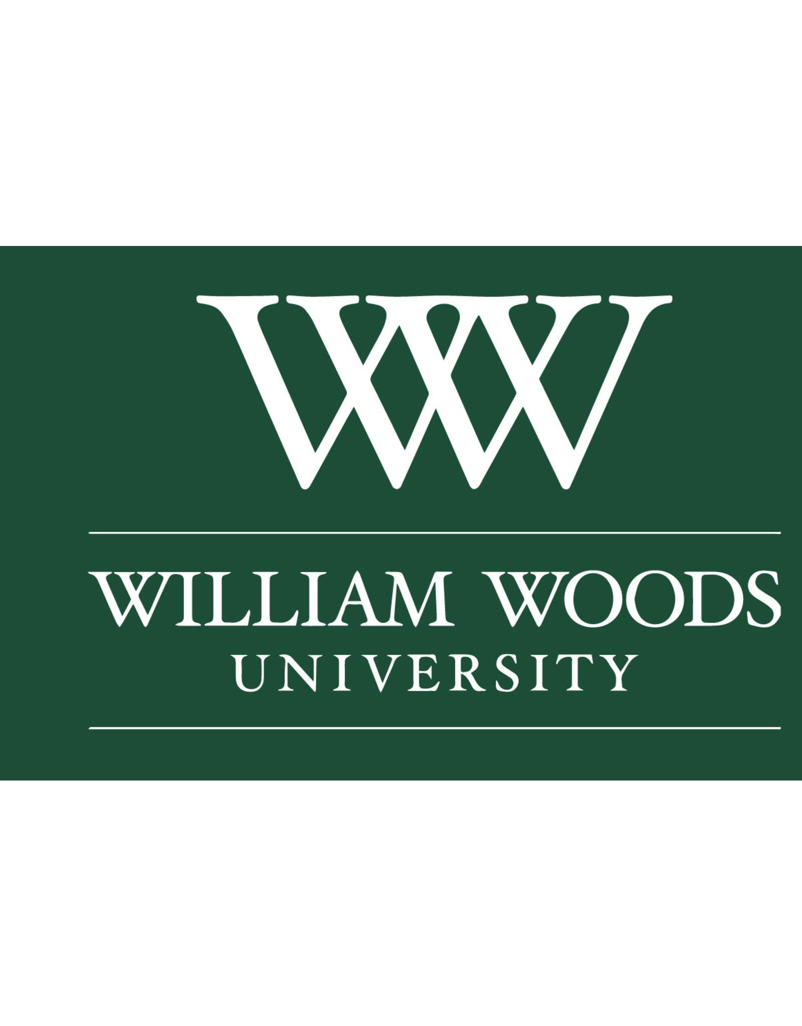 Flag 3'x5' Green w/WW Logo