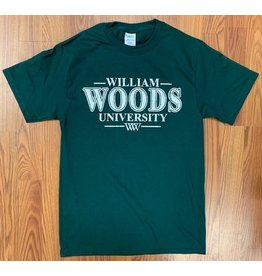 Short Sleeve WOODS Tee