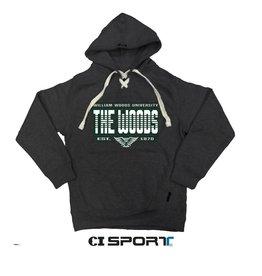 Classic Hockey Style Hoodie