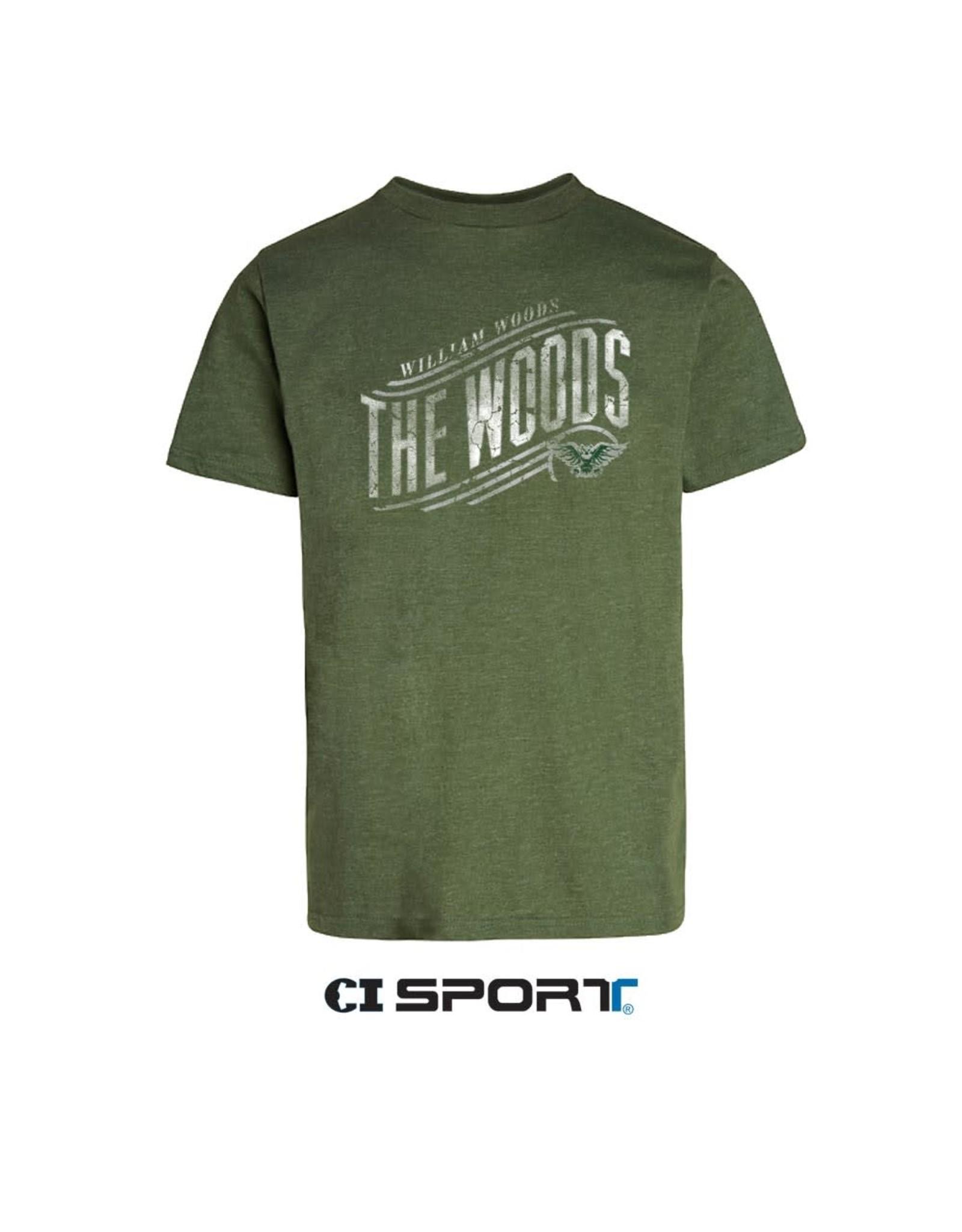 Premium SS Tee The Woods