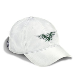 Adidas Owl Mascot Hat Adjustable White