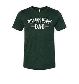 Bella Canvas Dad shirt-Htr. Emerald