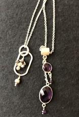shivali double strand necklace