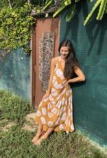 hina halter mango dyed