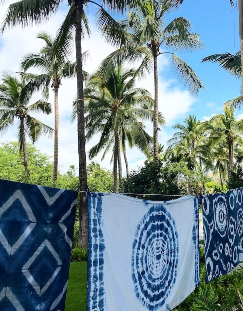 indigo sarong workshop June 6th 2-4PM