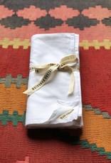 white sarong