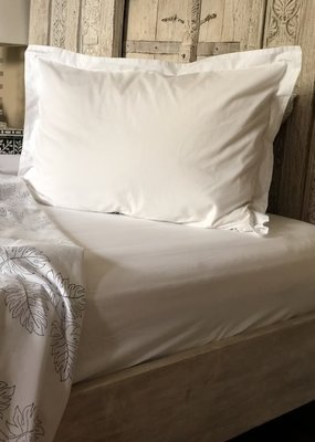 pillowcase set w/ flange