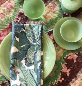 banana leaf napkins