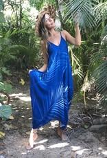 sunprint bubble dress
