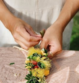 Lei  Poʻo workshop with Dillyn