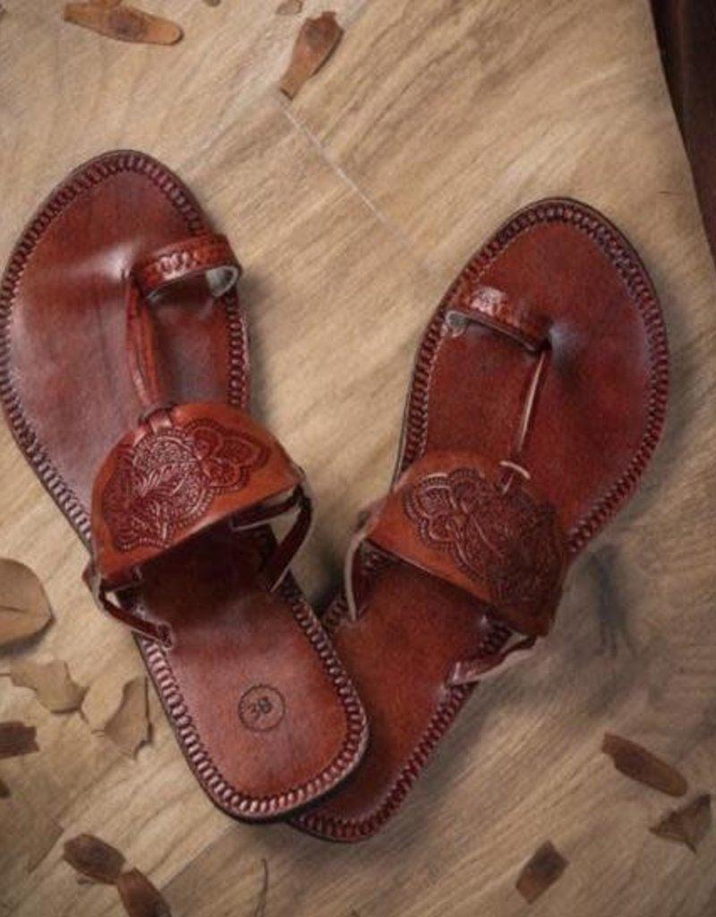ring toe slipper