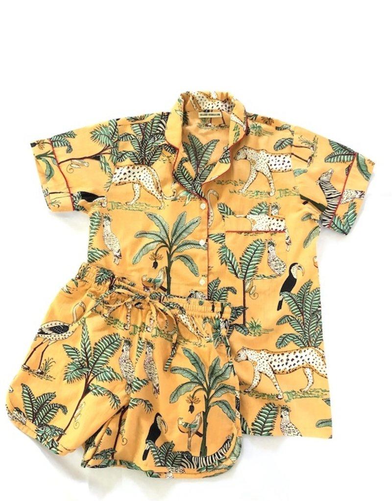 shorty pajamas