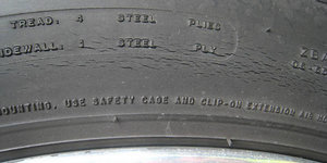 Used Tire Buying Tips