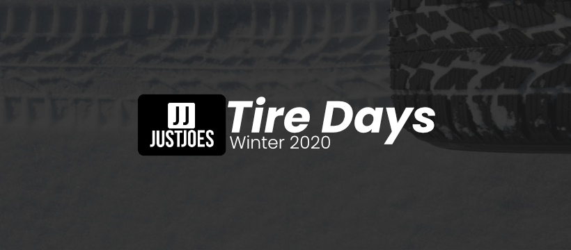 Winter is coming! Tire Days is back!