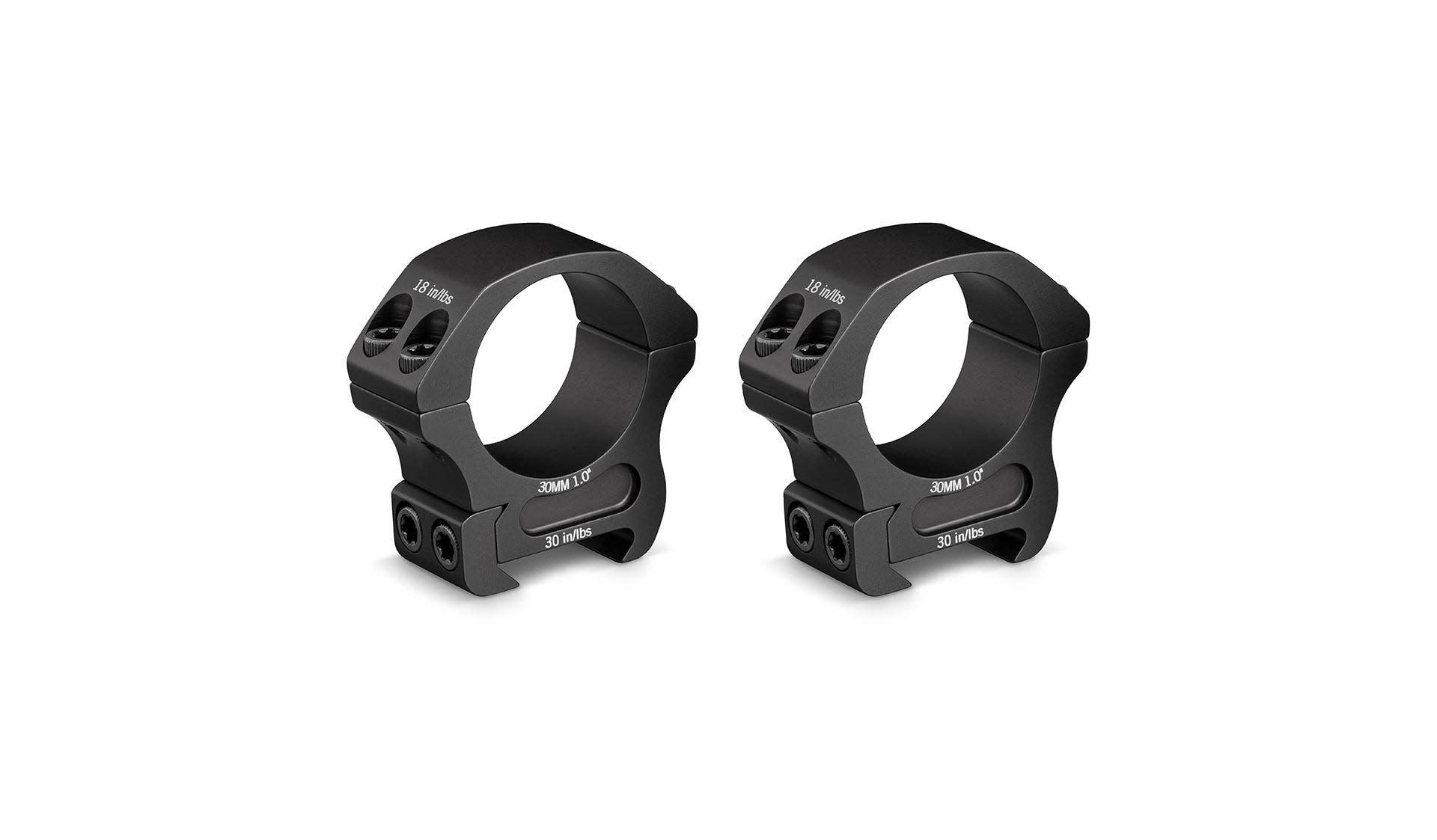 Vortex 30mm Low Pro Rings