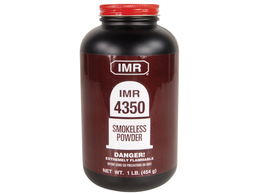 IMR 4350 Smokeless Powder 1 lb