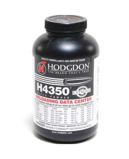 H4350 Powder 1 lb